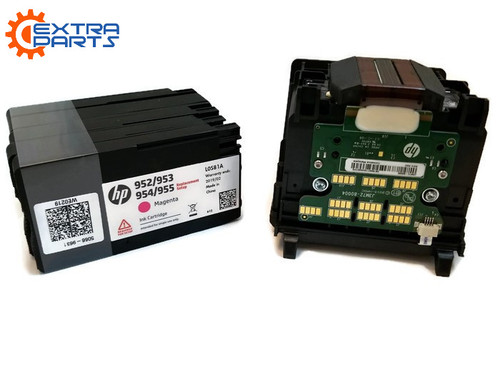 HP OfficeJet 8710 952 Printhead  OFFICEJET 8702 7740 8210 8216 8710 8712 8714  8747 7720 GENUINE
