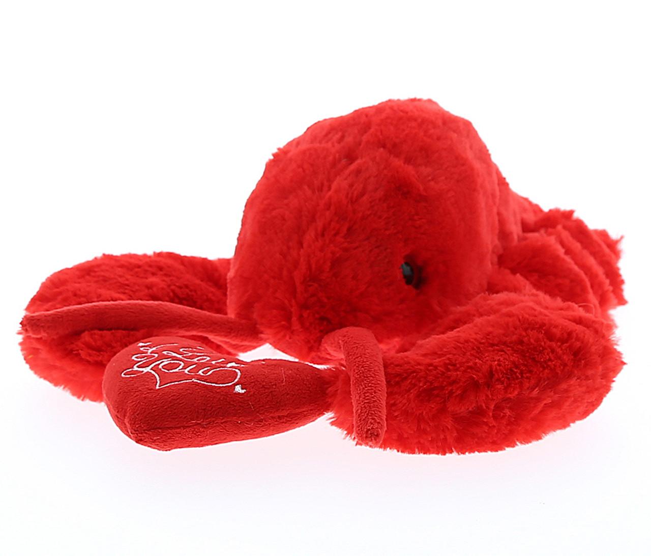 Dollibu Red Lobster I Love You Valentines Plush Super Soft Plush