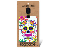 Luggage Tags Day of the Dead