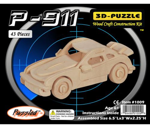 3D Puzzles P-911 Sm