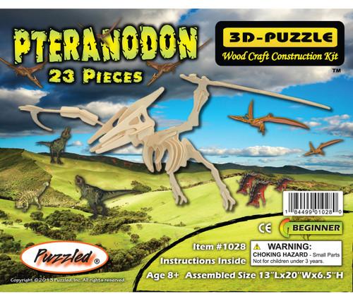 3D Puzzles Pteranodon