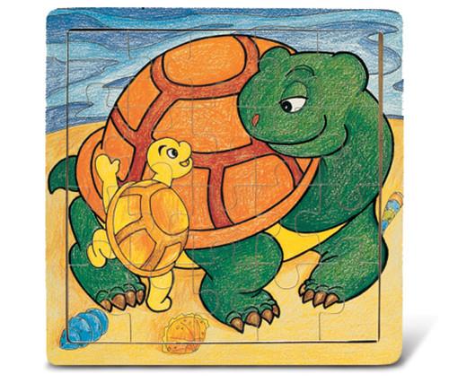 Jigsaw Turtle
