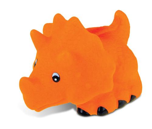 Squirter  Orange Triceratops
