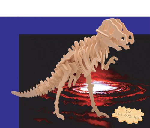 3D Puzzles Big Tyrannosaurus