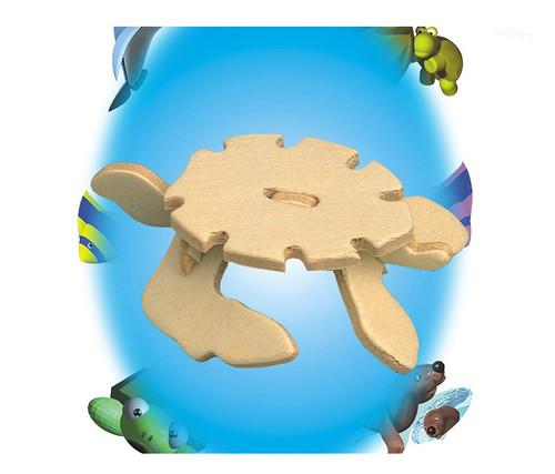 Mini 3D Puzzles Turtle