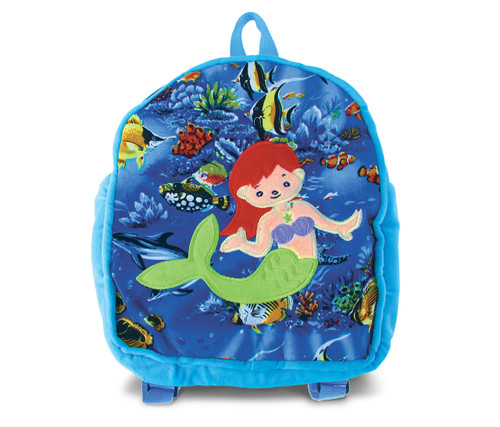 11 Inches Backpack Mermaid