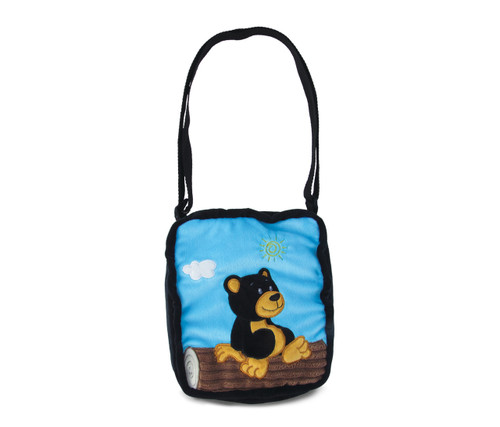 Shoulder Bag Black Bear
