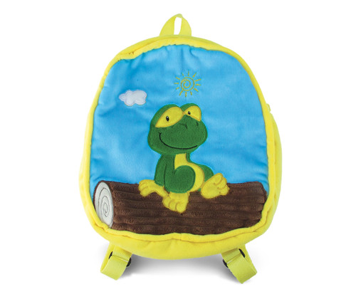 Backpack Frog