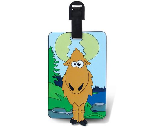 Taggage - Goofy Moose