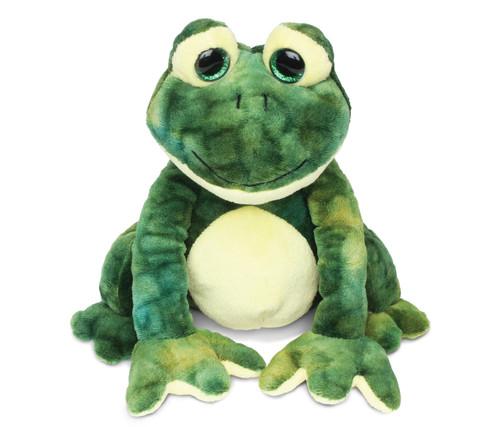 Super Soft Plush Squat Frog