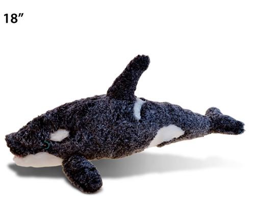 Super Soft Plush Killer Whale