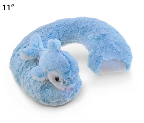 Super Soft Plush Neck Pillow Dolphin