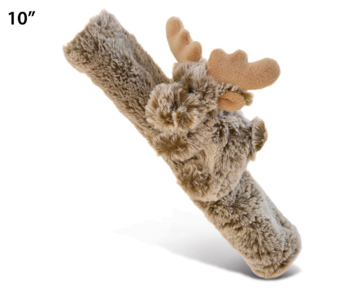 Super Soft Plush Safety Belt Moose