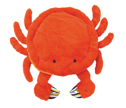 Stylish Plush Pillow - Xl Crab