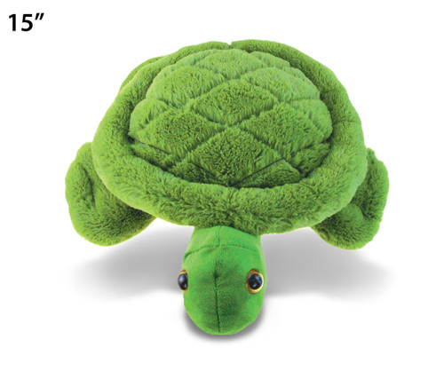 Stylish Plush Pillow - Sea Turtle