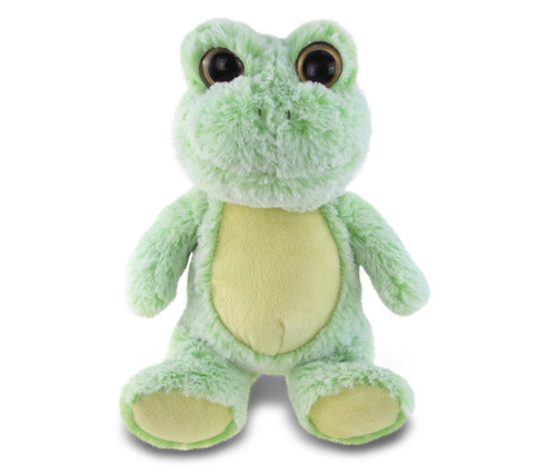 Super-Soft Plush - Sitting Frog