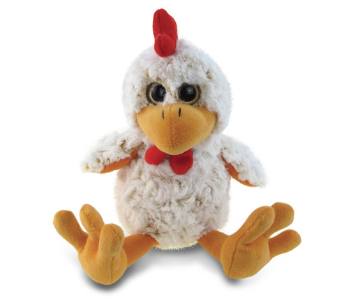 Super-Sof Plush - Sitting Rooster