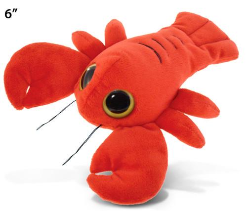 Big Eye 6 Inches Plush Lobster