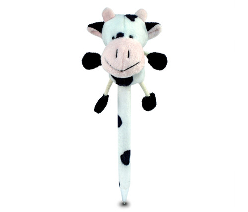 Plush Pen Cow
