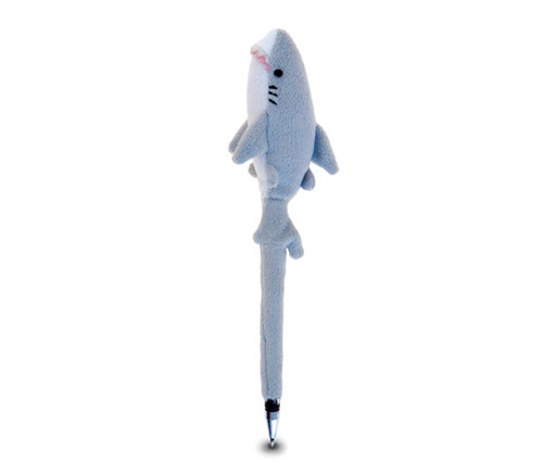 Plush Pen Shark