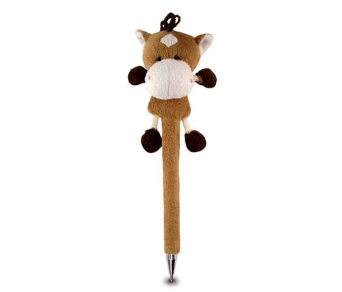 Plush Pen Horse