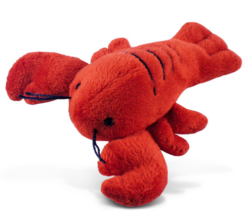 Plush Magnet - Lobster