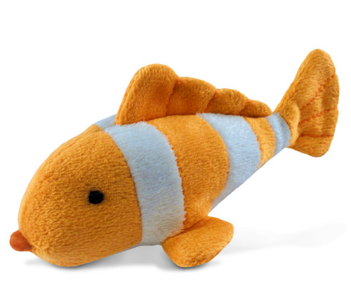 Plush Magnet - Clown Fish