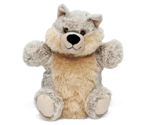 Super Soft Plush Hand Puppet Wolf