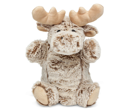 Super Soft Plush Hand Puppet Moose