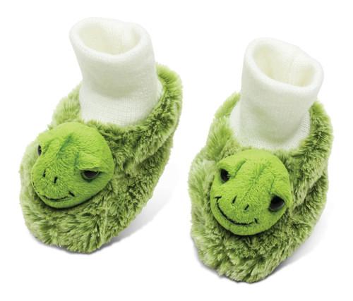 Super Soft Plush Baby Shoes Sea Turtle