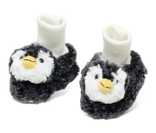 Super Soft Plush Baby Shoes Penguin