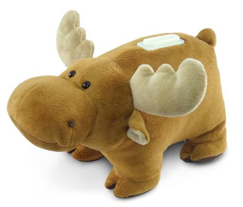 Plush Bank Moose
