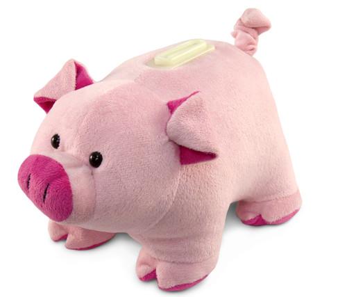 Plush Bank Pig