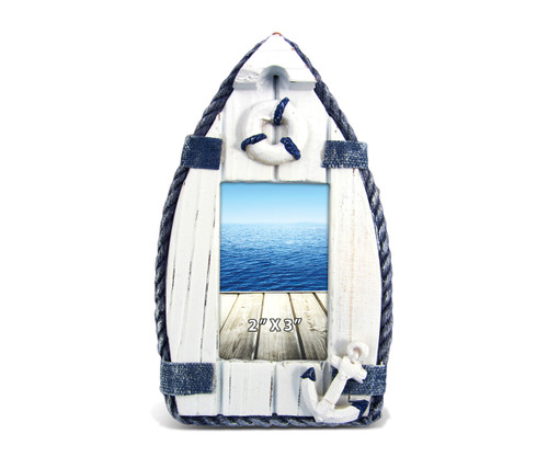 Nautical Decor Boat Frame 2 By 3