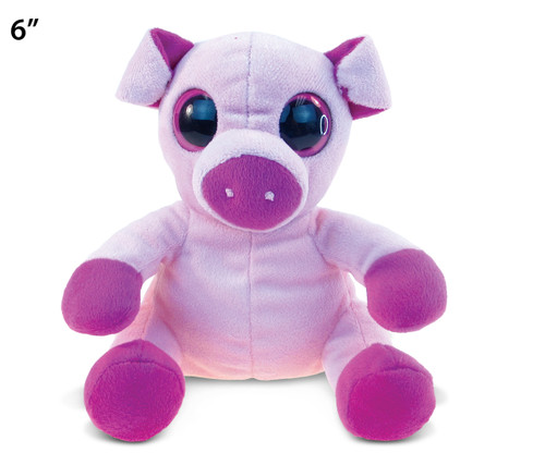 Big Eye Plush Pig