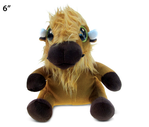 Big Eye Plush Buffalo