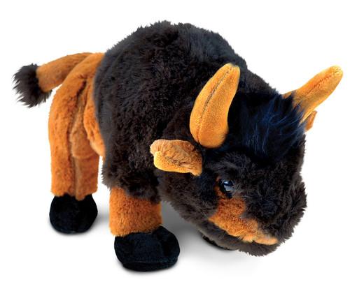 Super Soft Plush Wild Small Buffalo