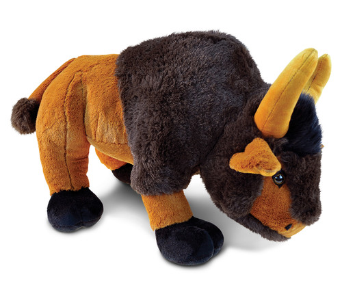 Super Soft Plush Wild Large Buffalo XL