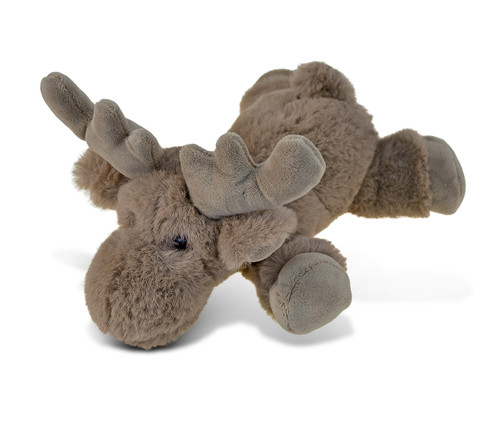 Super Soft Plush Lying Cute Moose