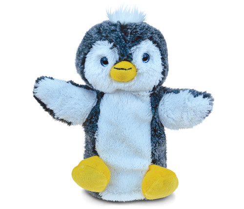 Super Soft Plush Hand Puppet Penguin