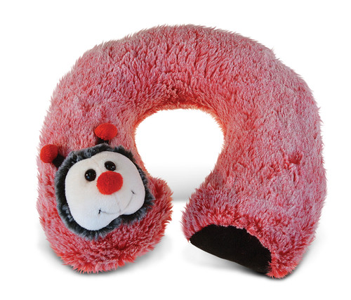 Super Soft Plush Neck Pillow Ladybug