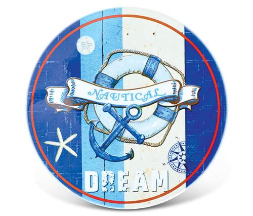 Ceramic Coaster Nautical Dream