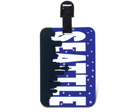 Luggage Tags Seattle