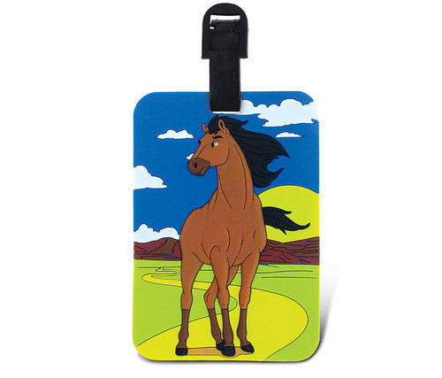 Luggage Tags Horse
