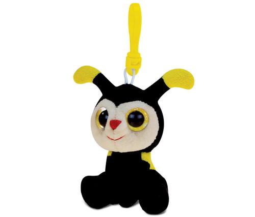 Big Eye Keychain Honey Bee