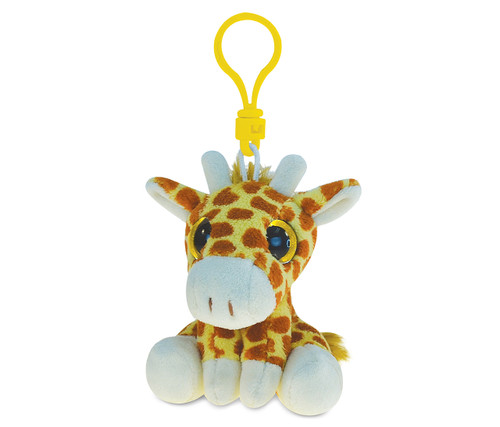 Big Eye Keychain Giraffe