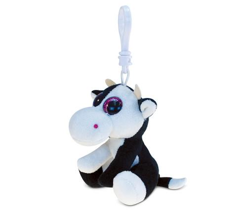 Big Eye Keychain Cow