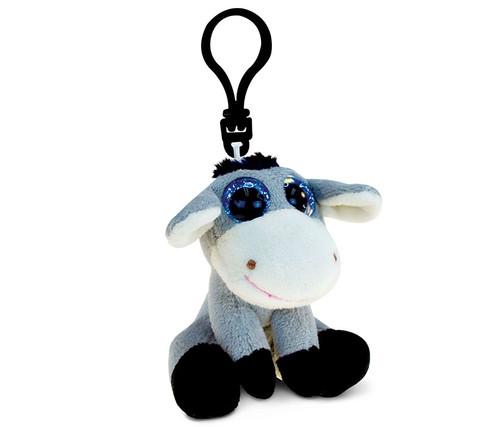 Big Eye Keychain Donkey