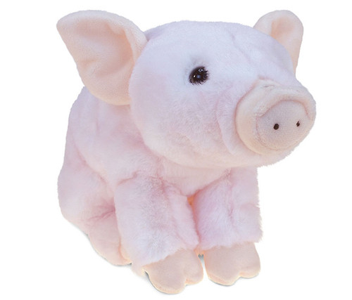 Super Soft Plush Squat Piggy