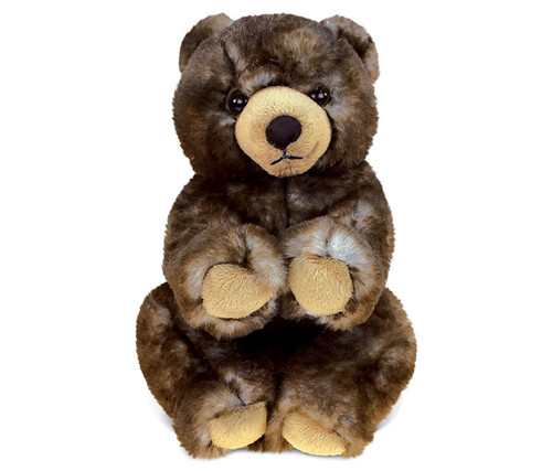 Super Soft Plush Cute Sitting Grizzly